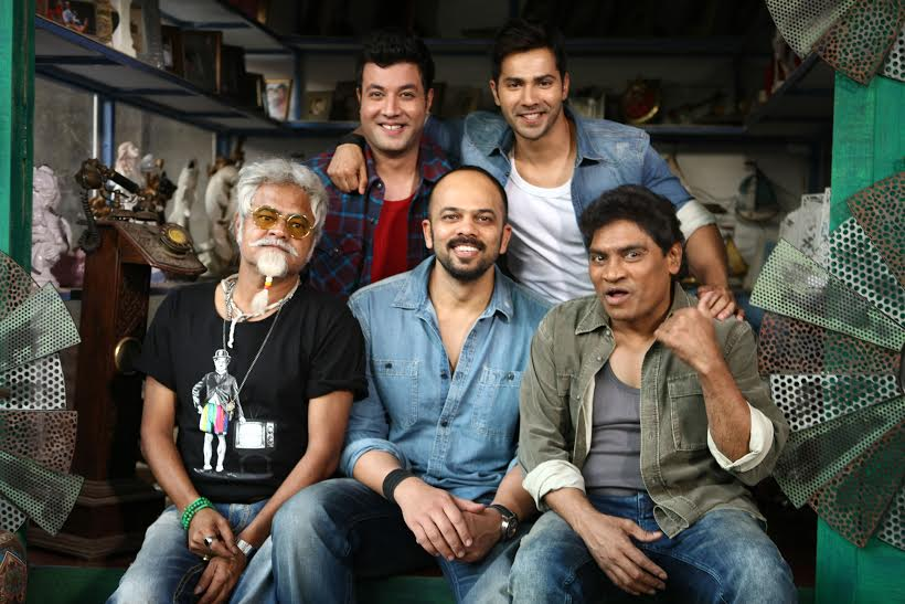 Red Chillies Entertainments, Rohit Shetty, movie, Dilwale