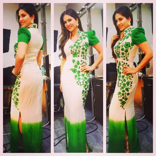 Sunny Leone, Designer, Shilpa Reddy, movie, promotions