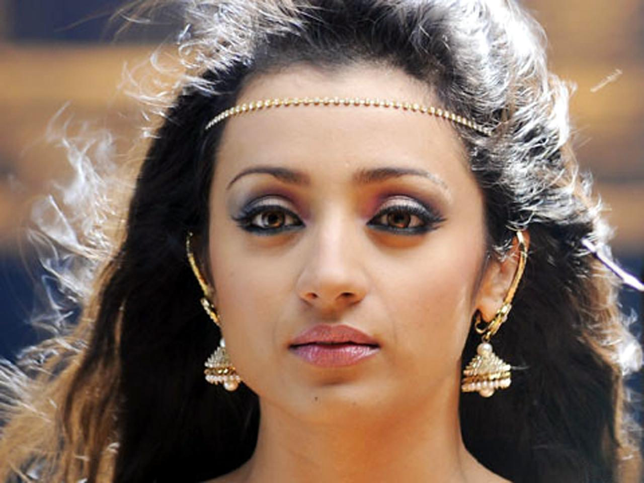 South cinema, actress, Trisha, movie