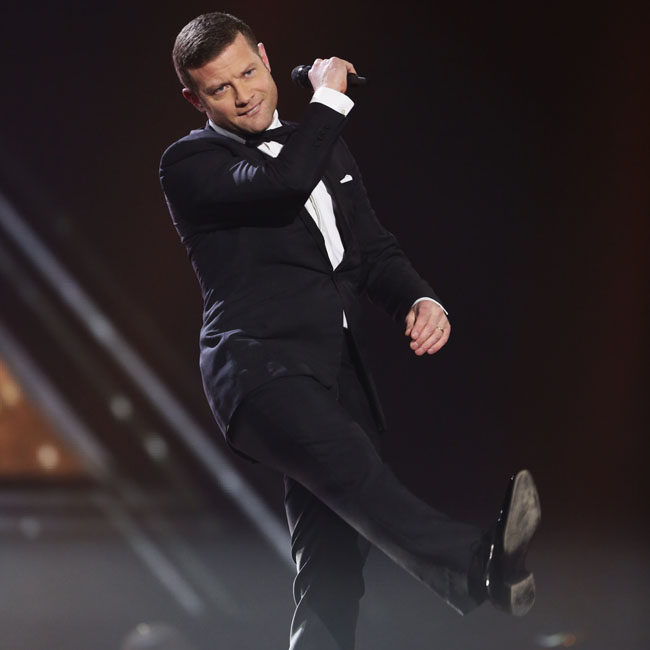 Dermot O'Leary, The X Factor