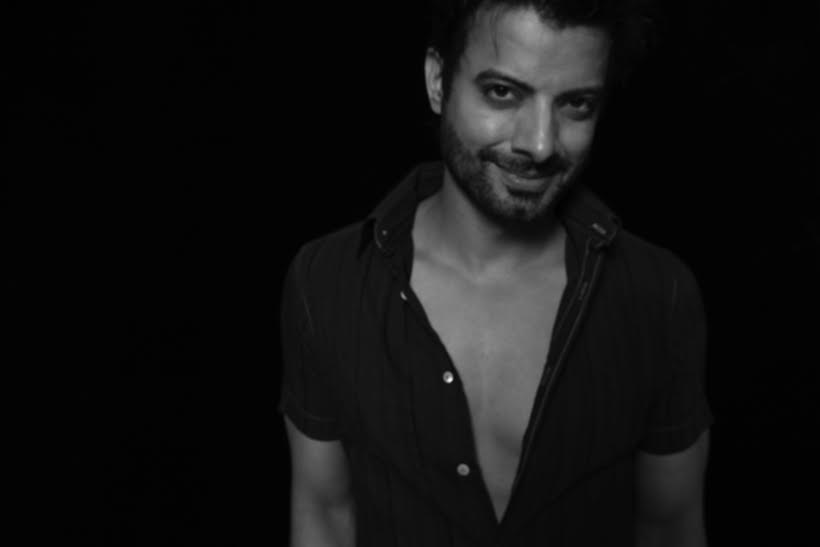 Actor, Rahul Bhat, Father