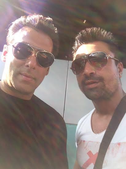 Salman Khan, Ajaz Khan, movie, Love Day