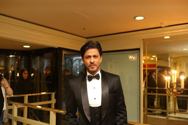 SHAH RUKH KHAN, THE ASIAN AWARDS