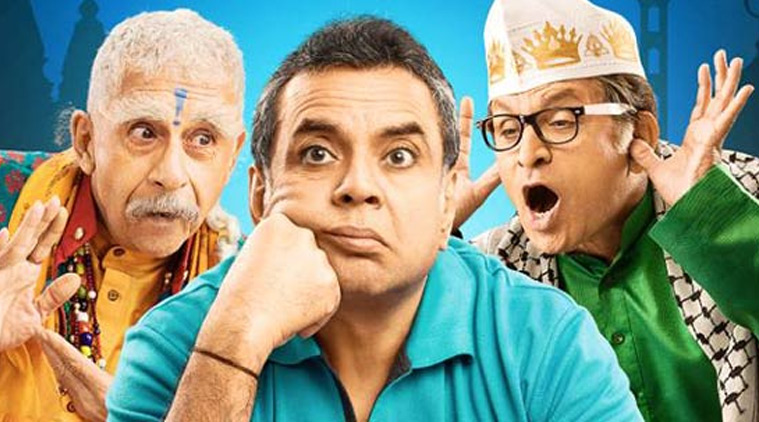 Movie Review, DHARAM SANKAT MEIN
