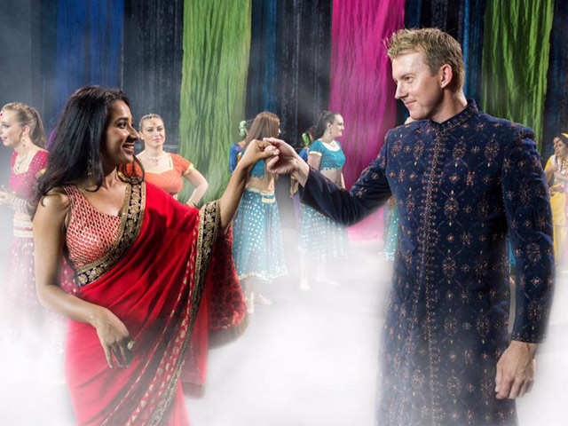 Brett Lee, love, Indian girl