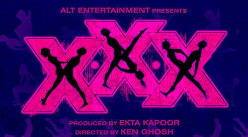 Ekta Kapoor, upcoming movie, XXX, poster