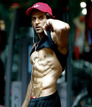 Actor, Hrithik Roshan, Para-Athletes