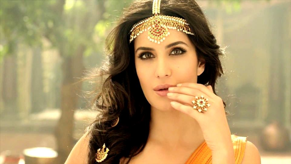 Actress, Katrina Kaif, brand endorser, 2014