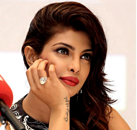 Priyanka Chopra, reality shows