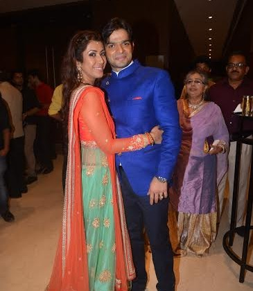 Karan Patel, Ankita, engagement, Sangeet, friends, family