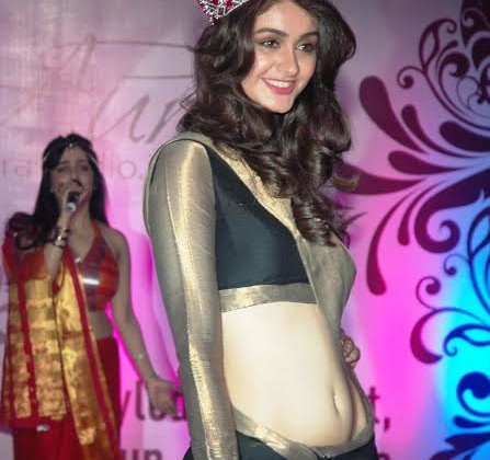 Miss India, Saree, Fashion Show, Mumbai