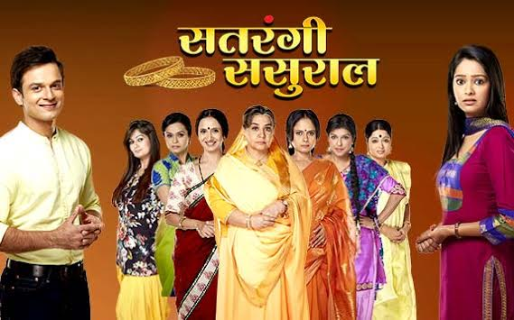 Love, Zee TV, Satrangi Sasural