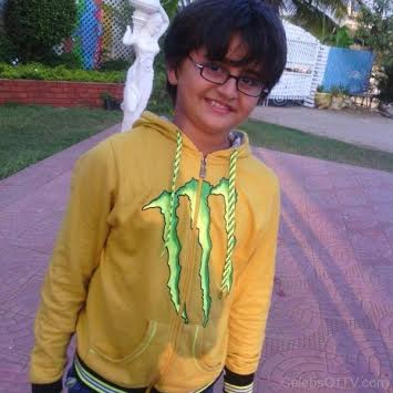 Child actor, Yash Mistry