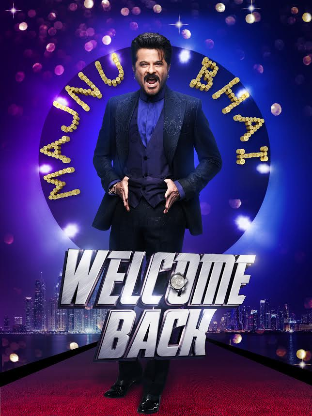 Welcome Back, official posters , Majnu Bhai