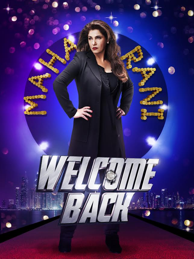 Welcome Back, official posters , Maharani