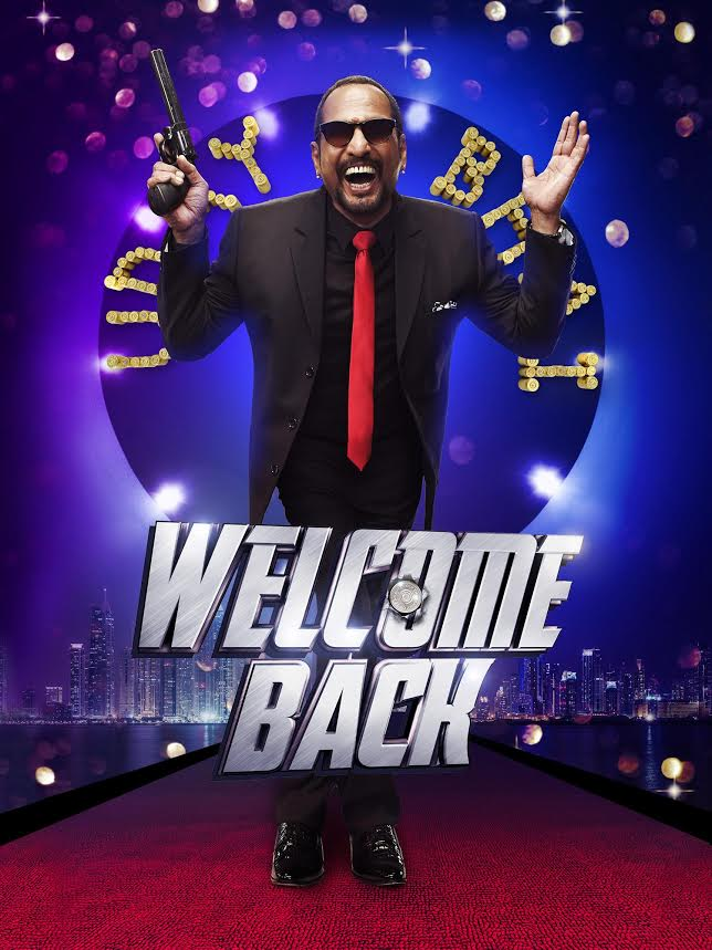 Welcome Back, official posters , Uday Bhai
