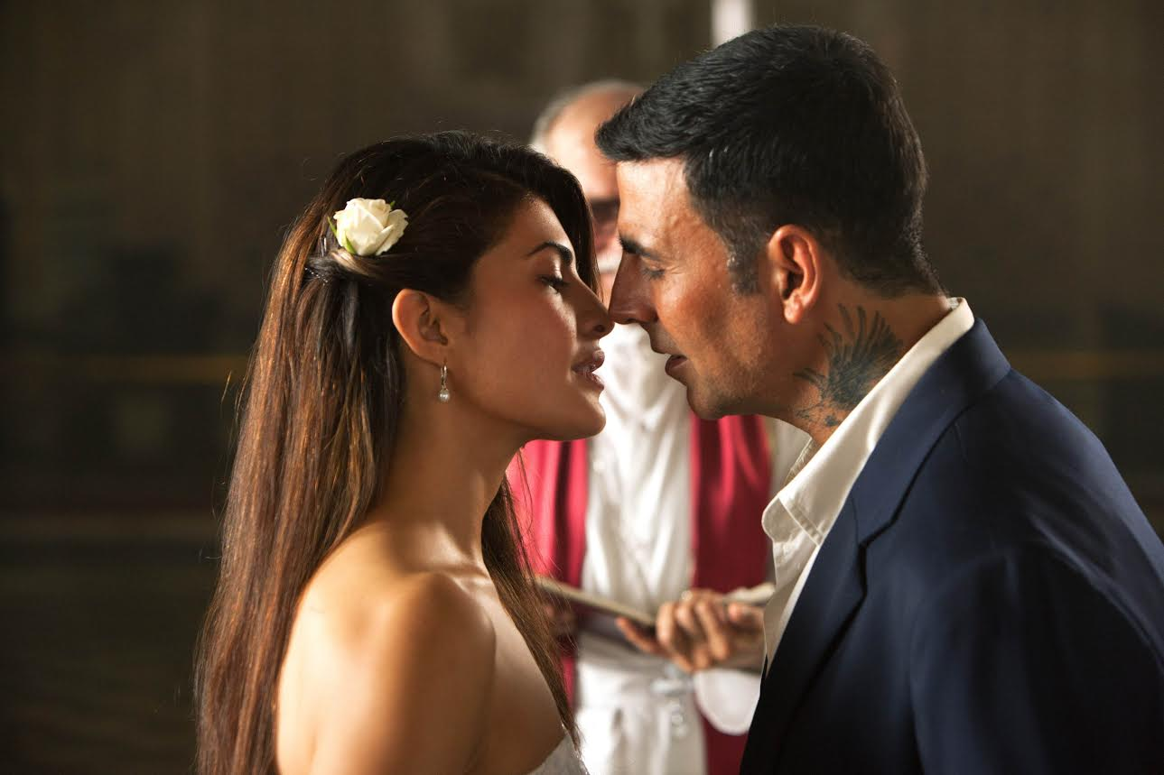 Akshay Kumar, Jacqueline, song, Sapna Jahan, Movie, Brothers
