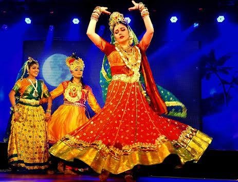 Gracy Singh, dance