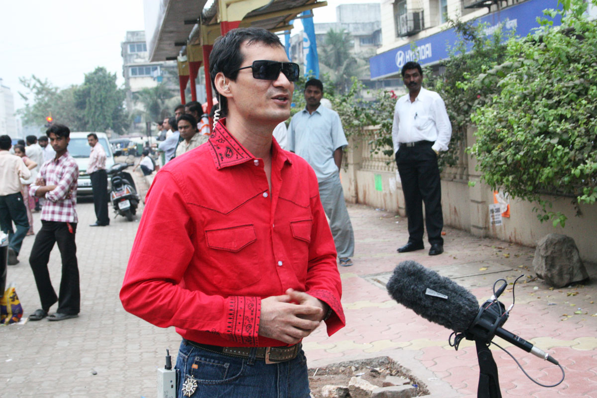 red Dale Bhagwagar in a live interview to Sky News on Shilpa Shettys victory in Big Brother