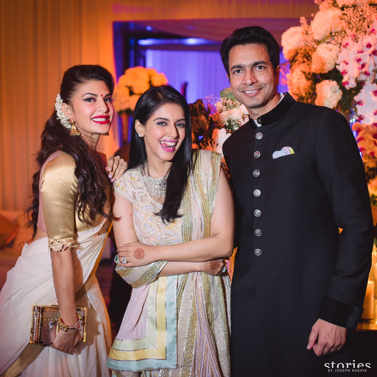 Asin Rahul Sharma Throw A Grand Reception In Mumbai See