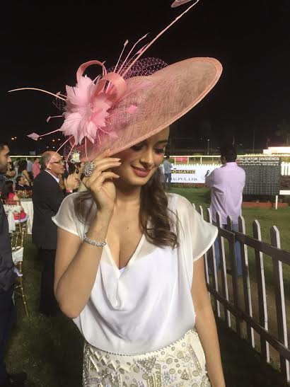 Evelyn Sharma, Racing Season, Mahalaxmi Race Course