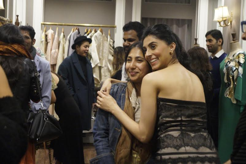 Pernia Qureshi, Vineet Bahl, Pop Up Shop