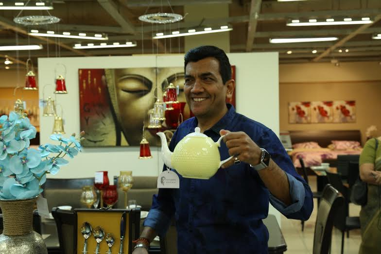 Clay Craft India, Celebrity Chef, Sanjeev Kapoor, Fine Bone China Tableware
