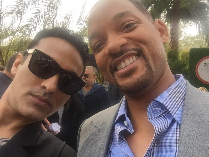 Johnny Depp, Will Smith, Matt Damon, Zubaan, Palm Springs International Film Festival, California