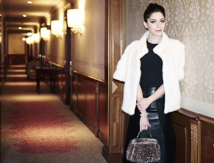 Kanika Kapoor, Milan Fashion Week