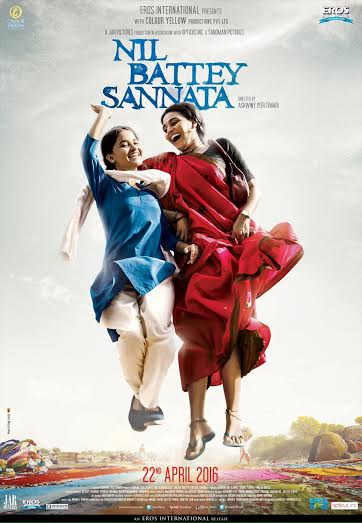 Nil Battey Sannata, poster, Women's Day