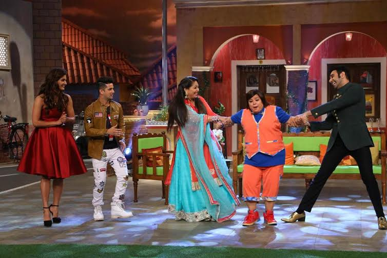 Comedy Nights, Bollywood, top Dance Masters