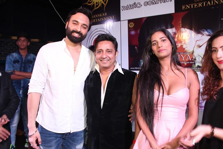 Poonam Pandey, Karan Singh Prince, Sanskar Entertainment