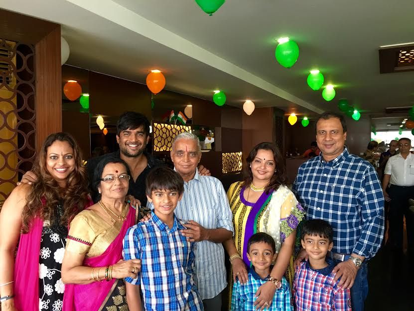 R Madhavan, father, birthday, Chennai