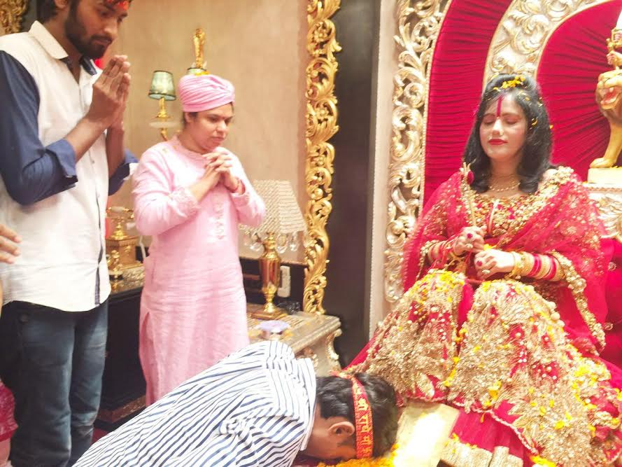 Radhe Maa, upcoming movie, MEERADHA