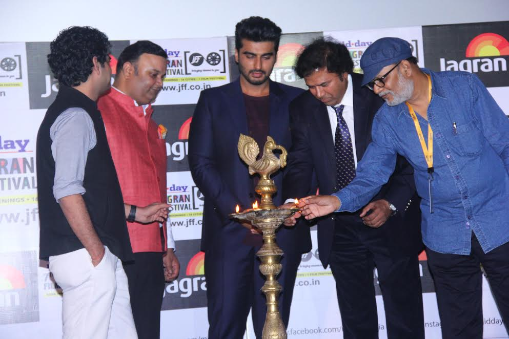 Actor, Arjun Kapoor, 7th Jagran Film Festival