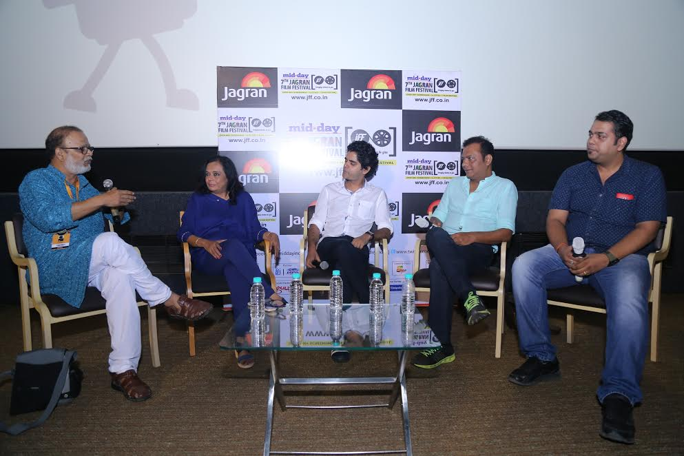 Movies, master classes, Mumbai, 7th Jagran Film Festival