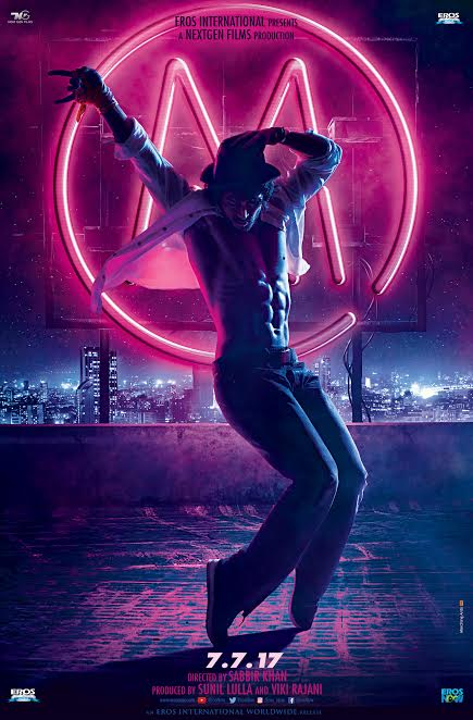 Tiger Shroff, Michael Jackson, Eros International, NextGen Films, Munna Michael