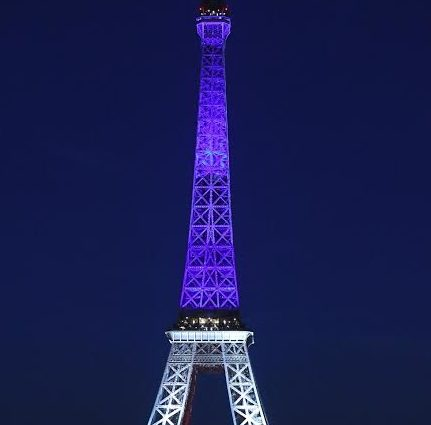 Indian Designers, Eiffel Tower