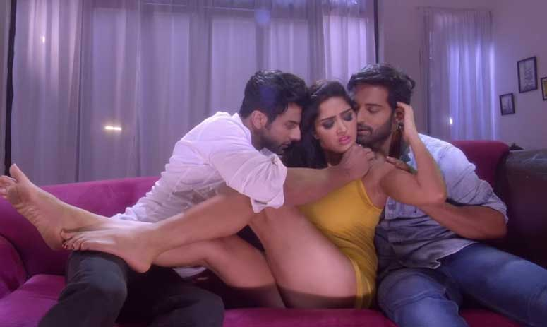 Ishq Junoon - The heat Is On, hot, Watch Trailer