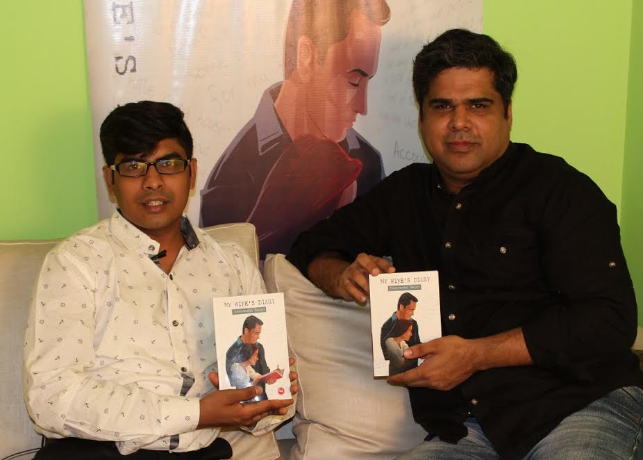 Mickey Virus, Director, Saurabh Varma, Book, My Wife's Diary