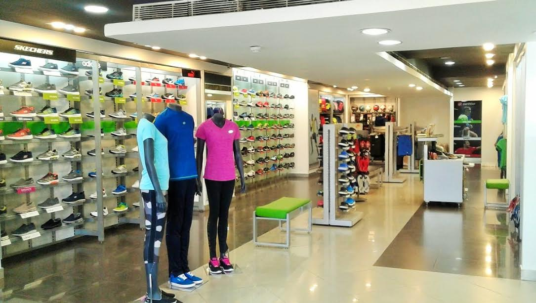 SSIPL Group, Sports Store, Sports Station