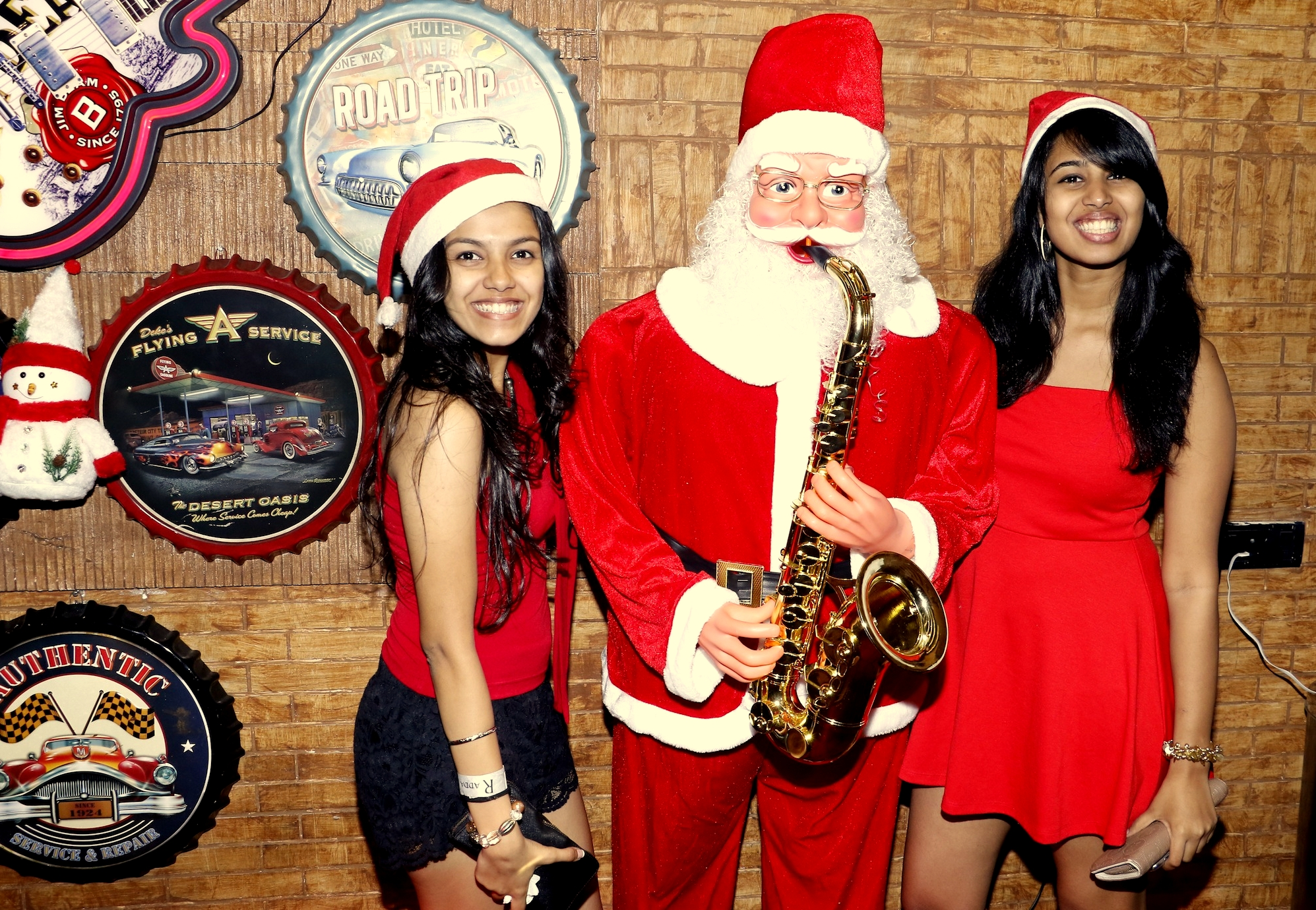 Merry Christmas, R-ADDA, Christmas party