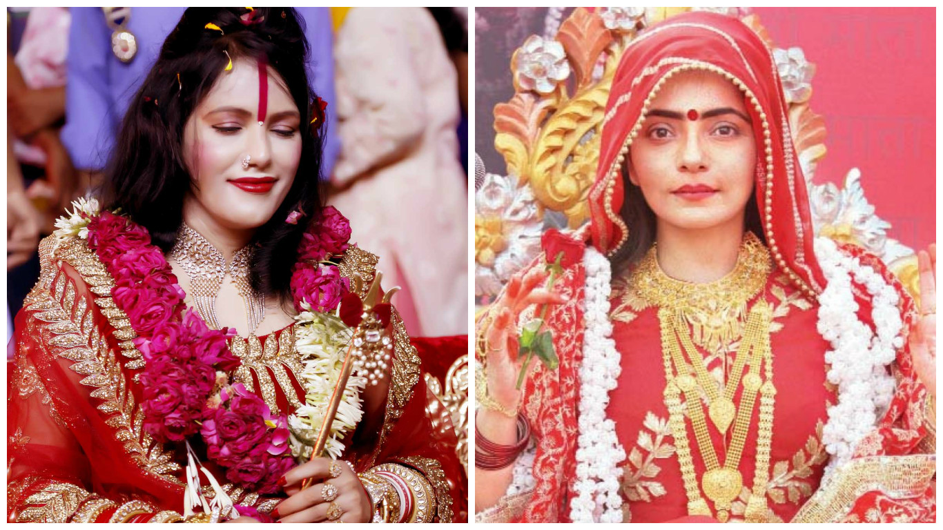 Bollywood insiders, Rakhi Vijan, TV role, resembling, Radhe Maa