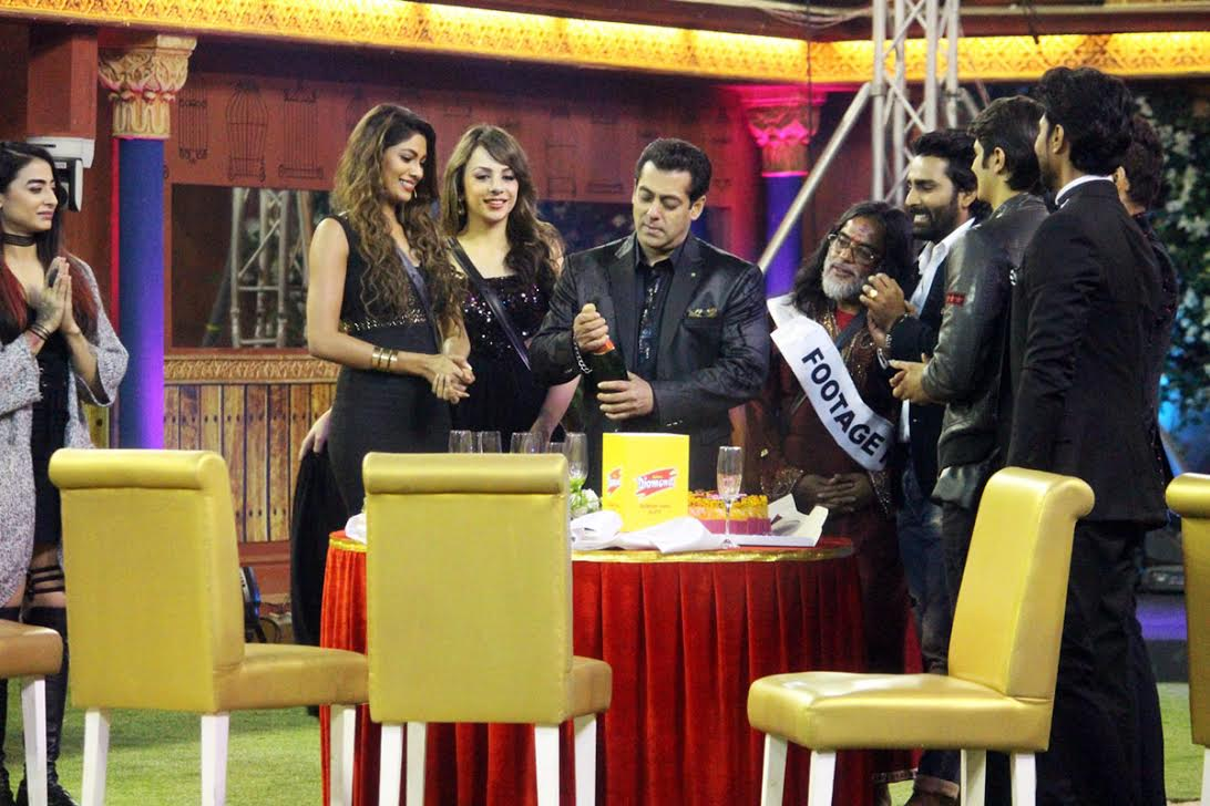 Bigg Boss Grand Finale, Salman