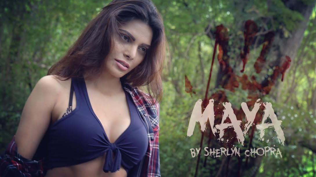 Maya, short film, producer, director, writer, Sherlyn Chopra