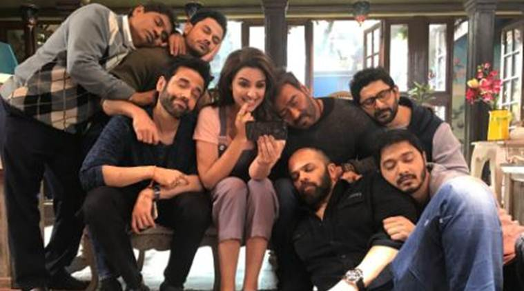 Rohit, Golmaal Franchise