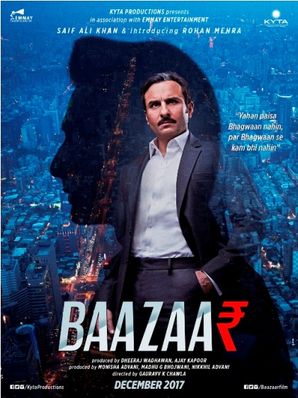 Baazaar,business,Kyta Productions,Saif Ali Khan