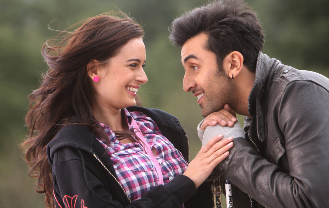 Ranbir Kapoor,Evelyn sharma,