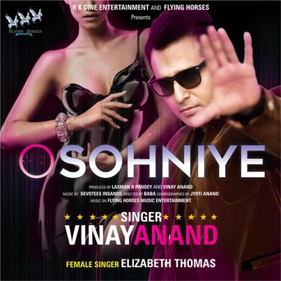 Actor,Vinay Anand,new song,O SOHNIYE