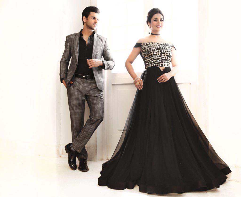 Vivek Divyanka Dedicate Their Act To Their Fans